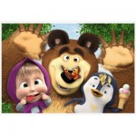 Puzzle   Masha and the Bear