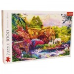 Puzzle  Trefl-10496 Fairyland