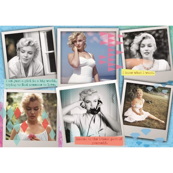 Collage - Marilyn Monroe