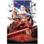 Puzzle  Trefl-10553 Star Wars 9