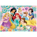 Puzzle  Trefl-13268 Disney Princess