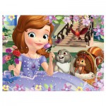 Puzzle  Trefl-18196 Sofia the First