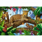 Puzzle  Trefl-26160 Rest among the Trees