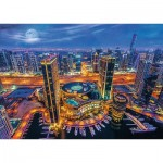 Puzzle  Trefl-27094 Lights of Dubai