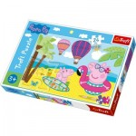 Puzzle   XXL Teile - Peppa Pig