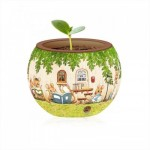 3D Puzzle - Flower Pot - Happy Reading
