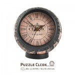 Pintoo-KC1006 3D Puzzle Clock - Forever Lasting