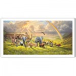 Puzzle aus Kunststoff - Abraham Hunter - New Beginning