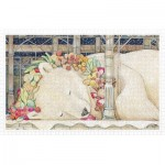 Puzzle aus Kunststoff - Cotton Lion - Goodnight Polar Bear