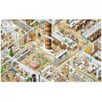 Puzzle aus Kunststoff - Smart - The Office