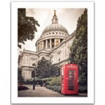 Puzzle aus Kunststoff - St Paul's Cathedral, England
