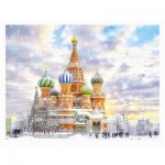 Puzzle   Saint Basil's Cathedral, Russia