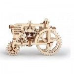 Ugears-12018 3D Holzpuzzle - Tractor