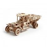 Ugears-12025 3D Holzpuzzle - Truck UGM-11