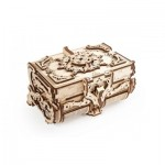 Ugears-12100 3D Holzpuzzle - Antique Box