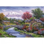 Puzzle  Art-Puzzle-4213 Arc Bridge
