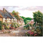 Puzzle  Art-Puzzle-4571 Cottages