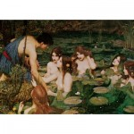 Puzzle   Hylas And The Nymphs, 1896