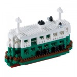 Brixies-58118 Nano 3D Puzzle - Starferry (Level 3)