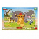 Dino-30127 Rahmenpuzzle - Lion Guard