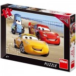 Puzzle  Dino-35158 Cars 3
