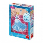 Dino-42218 Diamond Puzzle - Disney Princess