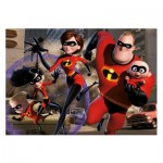 Puzzle  Dino-47217 XXL Teile - The Incredibles 2
