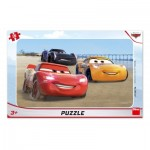 Frame Puzzle - Cars Racing