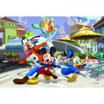 Puzzle   Mickey Mouse und Freunde