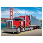 Puzzle   XXL Teile - American Truck