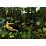 Puzzle  Grafika-Kids-00306 XXL Teile - Henri Rousseau: The Dream, 1910
