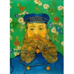 Puzzle  Grafika-Kids-00337 Vincent van Gogh: Portrait of Joseph Roulin, 1889