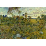 Puzzle  Grafika-Kids-00424 Van Gogh: Sunset at Montmajour, 1888