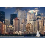 Puzzle  Grafika-Kids-00494 XXL Teile - New York