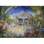 Puzzle  Grafika-Kids-01528 Josephine Wall - Enchanted Manor
