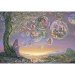 Puzzle  Grafika-Kids-01578 Josephine Wall - Bubble Tree