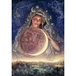 Puzzle  Grafika-Kids-01584 Josephine Wall - Moon Goddess