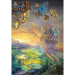 Puzzle  Grafika-Kids-01604 Josephine Wall - Up and Away