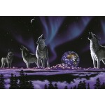 Puzzle  Grafika-Kids-01696 Schim Schimmel - Earth Song