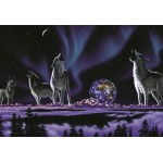 Puzzle  Grafika-Kids-01699 XXL Teile - Schim Schimmel - Earth Song