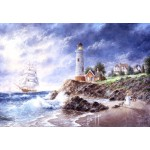 Puzzle  Grafika-Kids-01886 Dennis Lewan - Anchor Cove