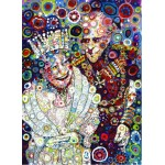 Puzzle  Grafika-Kids-02085 Sally Rich - The Queen and Prince Philip