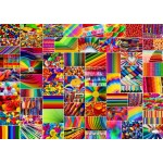 Puzzle   Collage - Farben