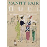 Puzzle  Grafika-00604 Cover art for Vanity Fair magazine, 1914