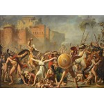 Puzzle  Grafika-01189 Jacques-Louis David: The Intervention of the Sabine Women, 1799
