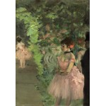 Puzzle  Grafika-01763 Edgar Degas: Dancers Backstage, 1876/1883