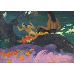 Puzzle  Grafika-01825 Paul Gauguin: Fatata te Miti (By the Sea), 1892