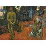 Puzzle  Grafika-01839 Paul Gauguin: Te Pape Nave Nave (Delectable Waters), 1898