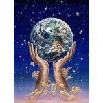 Puzzle  Grafika-02327 Josephine Wall - Hands of Love