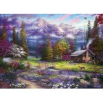 Puzzle  Grafika-02699 Chuck Pinson - Inspiration of Spring Meadows